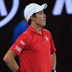 After Djokovic and Wawrinka, Nishikori to miss rest of season with wrist injury