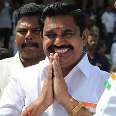 Tamil Nadu: Supreme Court agrees to examine trust vote won by CM Palaniswami in February