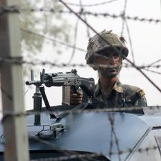 Centre suspends plans to build wall along India-Pakistan border in Jammu: The Hindu