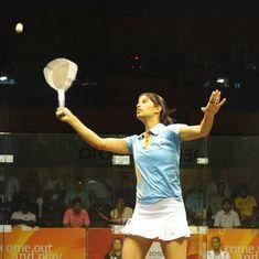 India's Joshna Chinappa progresses to second round of British Squash Open