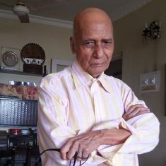 'God has made Khayyam special': At 90, the Hindi film music composer isn't done yet