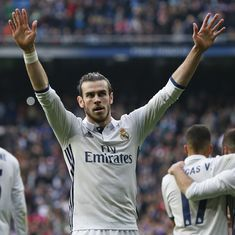 Real Madrid's Gareth Bale close to signing big-money deal with Chinese side Jiangsu Suning: Report