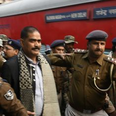 Former RJD MP Mohammad Shahabuddin taken from Patna to Delhi in a sleeper class coach