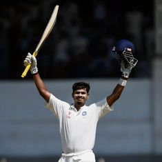 Shreyas Iyer smashes sparkling double ton as India 'A' hold Australia to a draw