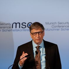 Bill Gates gives away Microsoft shares worth $4.6 billion to charity