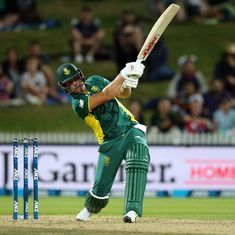The sports wrap: South Africa pip New Zealand in last-over thriller, and other top stories