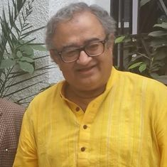 Tarek Fatah, controversial TV personality, involved in fracas at Urdu festival in Delhi