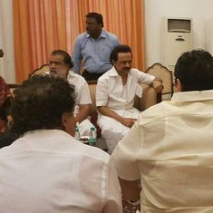 Tamil Nadu crisis: DMK takes its objections about Assembly floor test to Madras High Court