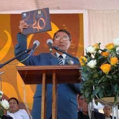 Nagaland MLAs want to replace Chief Minister Shurhozelie Liezietsu with his predecessor TR Zeliang