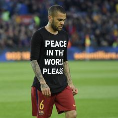 Dani Alves slams former club Barcelona for being 'ungrateful and disrespectful'