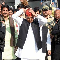 Uttar Pradesh: Do not promote Gujarat's donkeys, Akhilesh Yadav tells Amitabh Bachchan