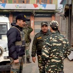 Five heists in 5 months: A cash crunch has turned militants in Kashmir into bank robbers
