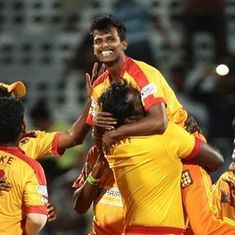 A daily wage worker's son, Thangarasu Natarajan, pockets Rs. 3 crore in the IPL auction