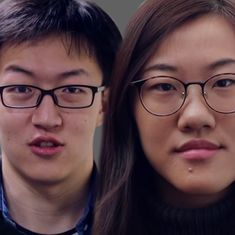 'Say my name': See how Chinese students are responding to racism at Columbia University