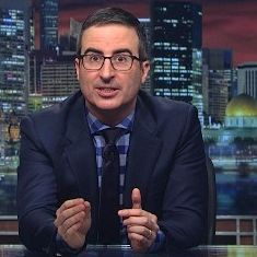 Watch: John Oliver examines Trump's curious relationship with Putin