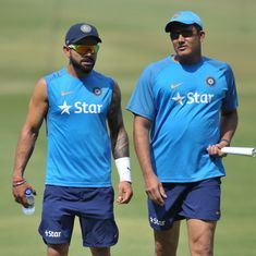 Coach Anil Kumble feels Virat Kohli & Co have become 'self-sufficient', both on and off the field