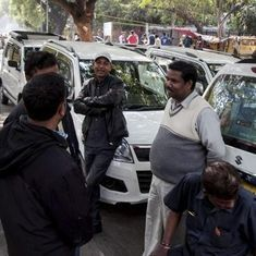 The Uber-Ola drivers' strike in Delhi fizzled out, but the unresolved row may resurface any time