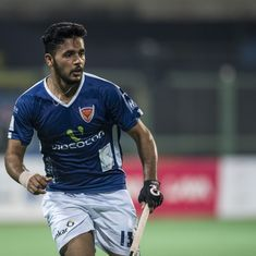 Dabang Mumbai's Harmanpreet Singh talks of perfecting the drag flick, love for Punjabi songs