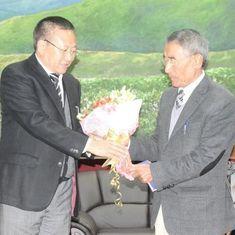 NPF chief Shurhozelie Liezietsu takes over as Nagaland's new chief minister