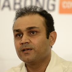 Sports Ministry approves inclusion of Virender Sehwag in Nada's Anti-Doping Appeals Panel