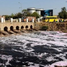 All industrial units must have primary sewage treatment plants within three months, says SC