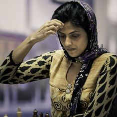 Harika Dronavalli starts off with a win at Abu Dhabi International Chess Festival