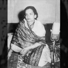 Listen: Faiyaz Khan and Begum Akhtar experiment with the thumri in Raag Kafi