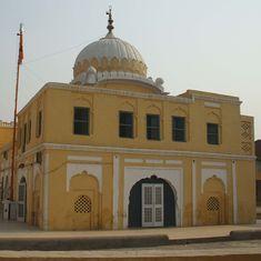 How a gurudwara in Pakistan's Nankana Sahib preserved and promoted Punjabi for centuries