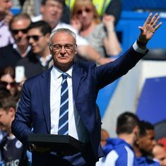 Claudio Ranieri returns to Premier League as Fulham sack manager Jokanovic