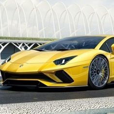 Two Lamborghini models are being launched in India. Watch them in action
