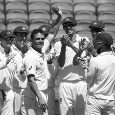 Number game: Steve O'Keefe's magical six helps Australia skittle India for 105