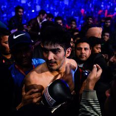Boxing: Vijender Singh's opponent for next bout backs out of contest
