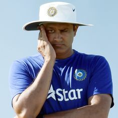 Anil Kumble will stay on as India coach for West Indies tour if he agrees, says COA chief