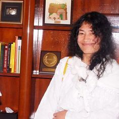 Opinion: The Aam Aadmi Party's support for Irom Sharmila is a telling reply to its critics