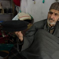 Kashmir's stylish and aspirational caps come at a hefty price