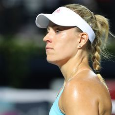 Angelique Kerber sets up showdown with Venus Williams at the Miami Open quarters