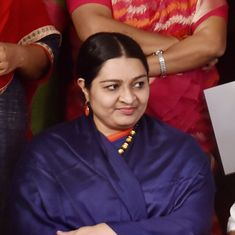 Chennai: Party office of Jayalalithaa's niece Deepa Jayakumar attacked