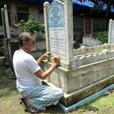Video: Meet Abdul Yassin, Mumbai's only engraver of Jewish tombstones