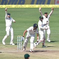 After the 7/11 collapse, India needed to play like the world No 1 in the 2nd innings. They didn't