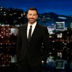 Jimmy Kimmel releases promo for Oscars 2018