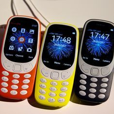 Iconic Nokia 3310 available in India from Thursday for Rs 3,310