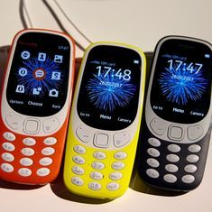 Nokia resurrects iconic 3310 at Mobile World Congress, 17 years after debut