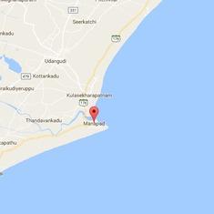Tamil Nadu: At least nine tourists dead after boat capsizes off Manapad