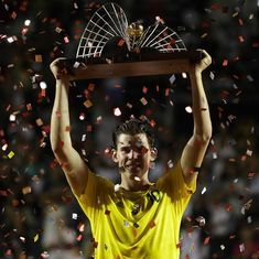 Dominic Thiem continues his exploits on clay, wins Rio Open final against Pablo Carreno Bust