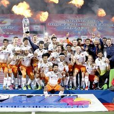 Kalinga Lancers crowned Hockey India League champions after beating Dabang Mumbai 4-1