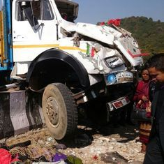 Meghalaya: 17 killed, 50 injured after truck overturns in West Khasi Hills district