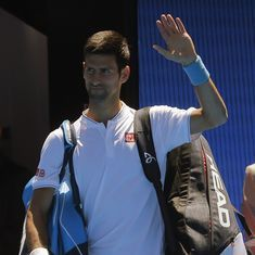Watch: Novak Djokovic's Acapulco practice was a special treat for the fans