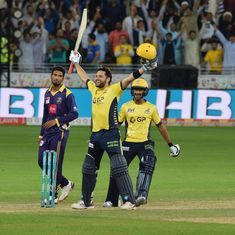 Shahid Afridi parts ways with Pakistan Super League's Peshawar Zalmi due to 'personal reasons'