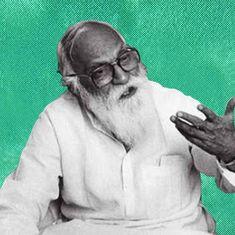 नानाजी देशमुख : संघ का ऐसा कार्यकर्ता जिसने मन से गांधी और जेपी को स्वीकारा था