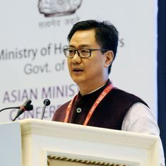 Huge gap in India's cyber warfare capability and capacity, says Kiren Rijiju